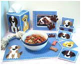 Playful Puppy Decor Set