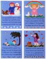 Four Seasons Prayer Babies
