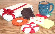 Candy Box Coasters