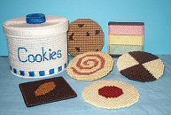 Cookie Jar Coasters