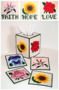 Flowers and Faith Decor Set