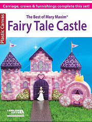 Plastic Canvas Fairy Tale Castle Book