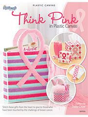 Plastic Canvas Think Pink Book