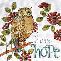 Have Hope Heartfelt Cross Stitch Kit