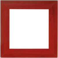 Mill Hill Red Frame